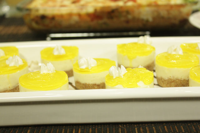 Mini Cheese Cakes Recipe by Shireen Anwar