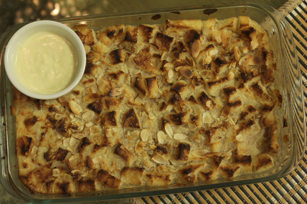 Rich Bread Pudding Recipe by Shireen Anwar
