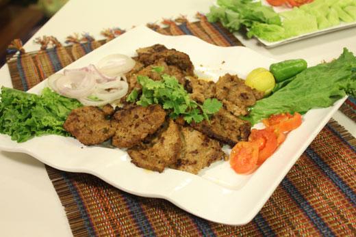 Pasandey Ke Kabab Recipe by Shireen Anwar