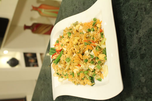 Asian Fried Rice Recipe by Tahir Chaudhary