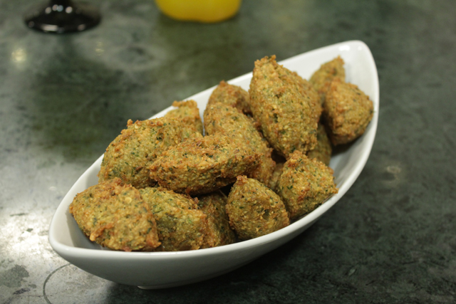 Green Chilli Falafel Recipe by Tahir Chaudhary