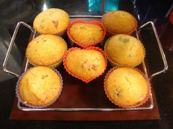 Winter Special Cup Cake Recipe By Tahir Chaud