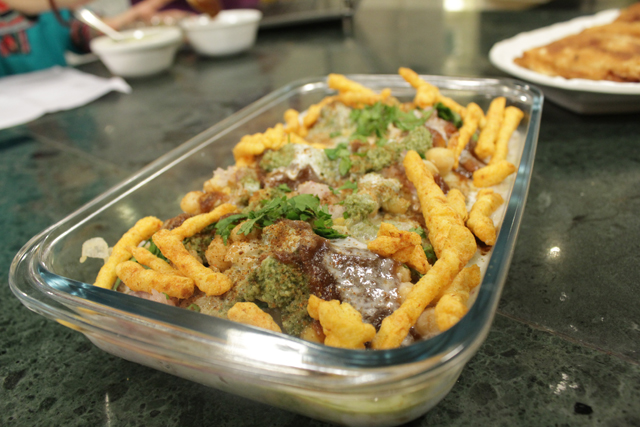 Aloo Tikki Chaat Recipe by Zarnak Sidhwa