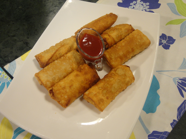 Spicy Potato Roll Recipe by Zarnak Sidhwa