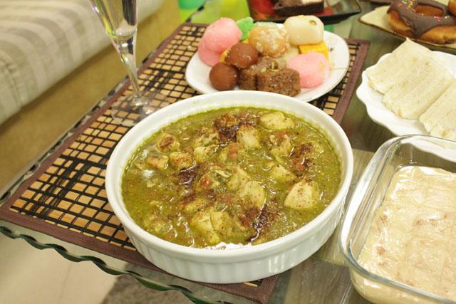 Haryali Chicken Karahi Recipe By Zarnak Sidhwa - Cook with
