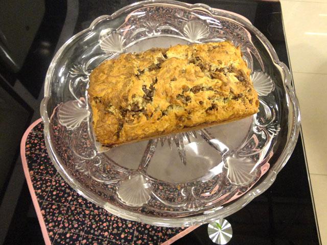 Banana Chocolate Chip Cake Recipe By Zarnak Sidhwa