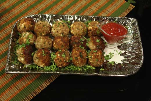 Chatpatay Mutton Balls Recipe by Zubaida Tariq