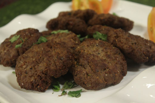 Kashmiri Mutton Kabab Recipe by Zubaida Tariq