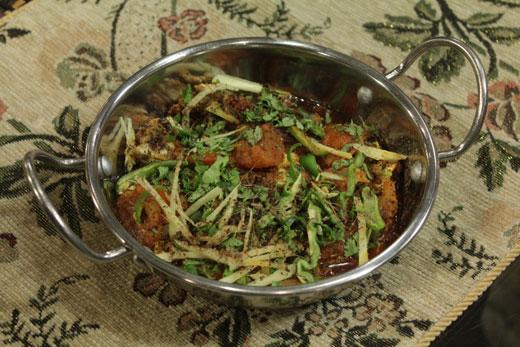 Maghaz Ki Karahi Recipe by Zubaida Tariq