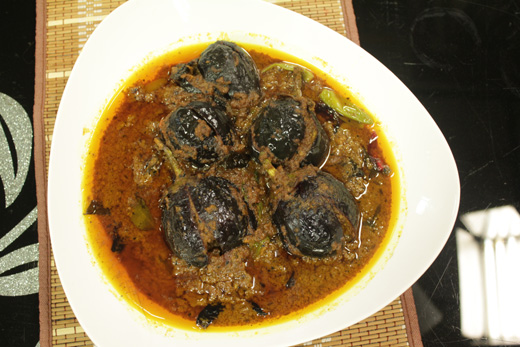 Bhagary Baingan recipe by Zubaida Tariq. This delightful recipe of Bhagary Baingan can be ready in Minutes and good to serve around People. Follow all the steps recommended by Chef to get a perfect dish.