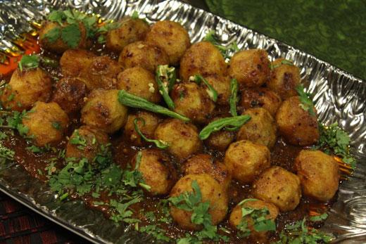 Kashmiri Dum Aloo Recipe by Zubaida Tariq