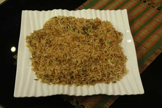 Quick Butter Capsicum Rice recipe by Zubaida Tariq. This delightful recipe of Quick Butter Capsicum Rice can be ready in Minutes and good to serve around People. Follow all the steps recommended by Chef to get a perfect dish.