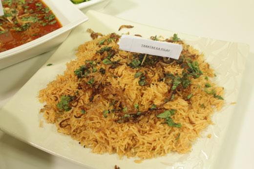 Timatar Pulao Recipe by Zubaida Tariq