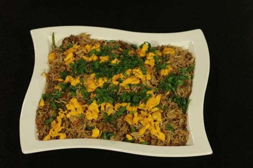 Spicy Fried Rice Recipe by Zubaida Tariq