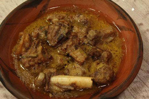 Peshawari Namkeen Handi Recipe by Zubaida Tariq