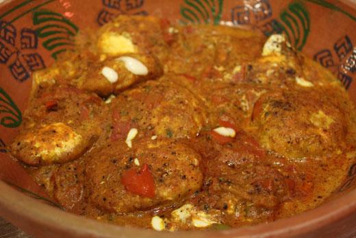 Peshawari Paneer Recipe by Zubaida Tariq