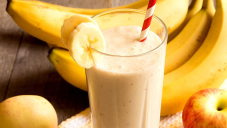 Banana And Apple Smoothie recipe by Zubaida Tariq. This delightful Latest recipe of Banana And Apple Smoothie can be ready in approximately 30 Minutes and good to serve around 2-4 People. Follow all the steps recommended by Chef to get a perfect dish.