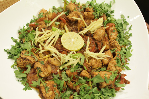Boneless Chicken Karahi Recipe by Zubaida Tariq