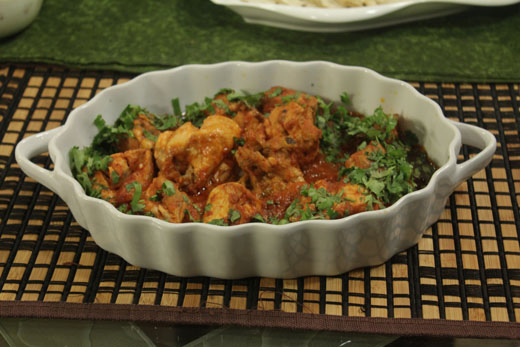 Chicken Tomato Chilli Recipe by Zubaida Tariq