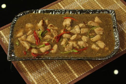 Lemon Chili Chicken Recipe By Zubaida Tariq