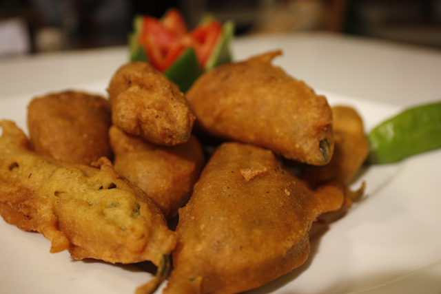 Stuffed Mirch Pakora Recipe by Zubaida Tariq