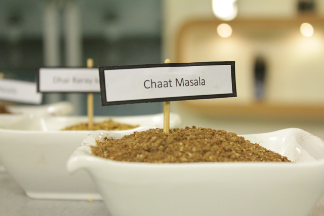Chaat Masala Recipe by Zubaida Tariq