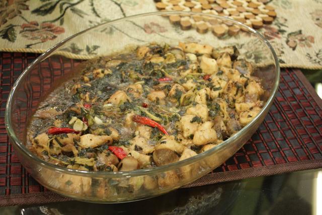 chicken hot pot broth recipe