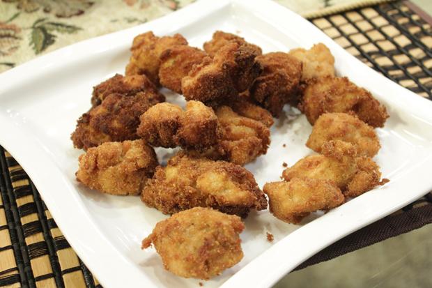 Chicken Nuggets Recipe by Zubaida Tariq