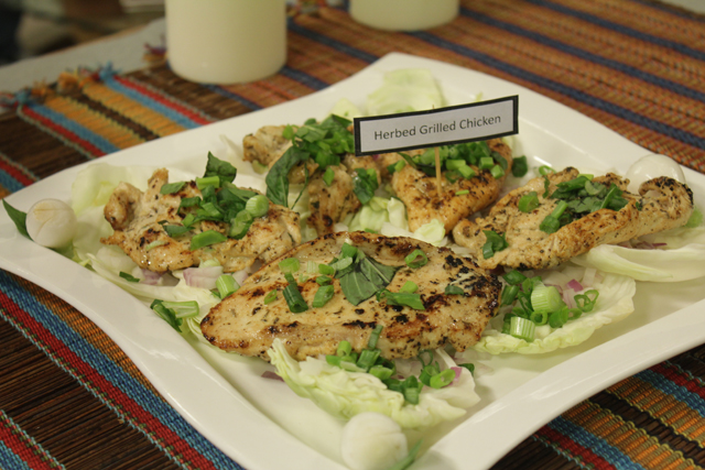 Herb Grilled Chicken recipe by Zubaida Tariq. This delightful Ramadan Recipes recipe of Herb Grilled Chicken can be ready in approximately 30 Minutes and good to serve around 2-4 People. Follow all the steps recommended by Chef to get a perfect dish.