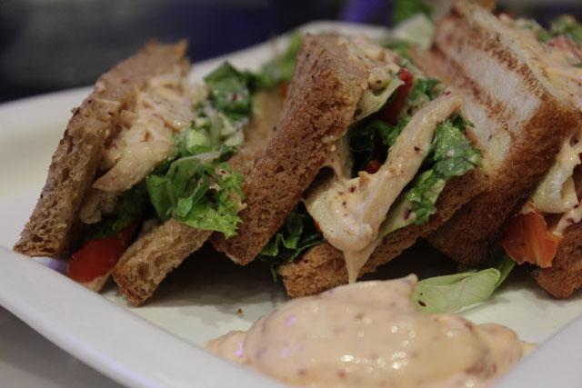 Chicken Salad Sandwiches Recipe By Zubaida Tariq