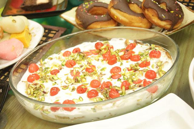 Semolina cream dessert recipe by zubaida tariq recipes in urdu click forumfinder Gallery