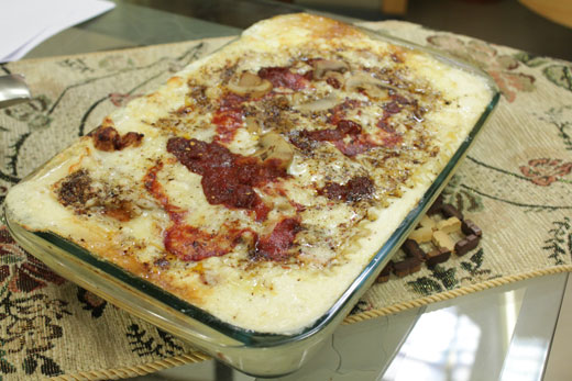 Cheesy Tikka Lasagna recipe by Zubaida Tariq. This delightful Latest recipe of Cheesy Tikka Lasagna can be ready in approximately 30 Minutes and good to serve around 2-4 People. Follow all the steps recommended by Chef to get a perfect dish.