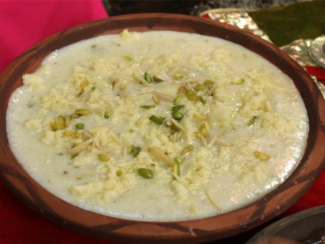 Shakar Qandi Ki Kheer Recipe by Zubaida Tariq