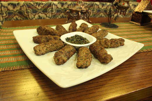 Haryali Kabab recipe by Zubaida Tariq. This delightful Main Course recipe of Haryali Kabab can be ready in approximately 30 Minutes and good to serve around 2-4 People. Follow all the steps recommended by Chef to get a perfect dish.