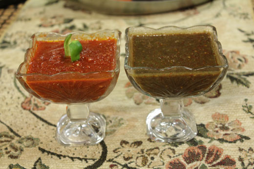 Spicy And Sweet Chutney recipe by Zubaida Tariq. This delightful Latest recipe of Spicy And Sweet Chutney can be ready in approximately 30 Minutes and good to serve around 2-4 People. Follow all the steps recommended by Chef to get a perfect dish.