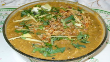 Hyderabadi Mutton Haleem