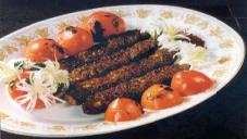 کلیجی ویجی ٹیبل سیخ کباب