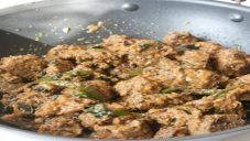 Hyderabadi Tala Hua Gosht