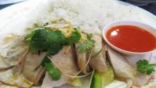 Chicken Rice Flower Dumplings