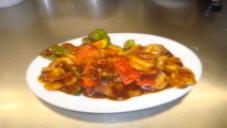 Shrimp Szechwan