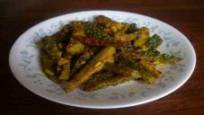 Bitter Gourd (Karela) Salan