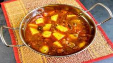 آلو پیاز ٹماٹر کی سبزی