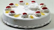 Microwave Pineapple Cake