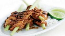 1738 - Chicken boti kabab