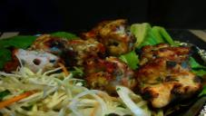 مرغ کباب