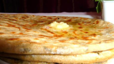 how to make chicken roll paratha at home