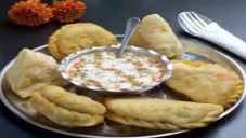Vegetable Kachoris