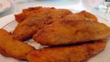 Chicken and Chickpeas Pakoray