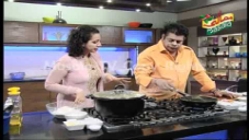 Shahi Paye & Homemade sheermal by Chef Gulzar