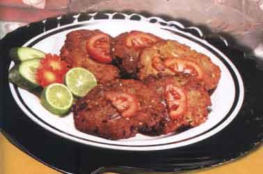 Chupli Kabab Recipe